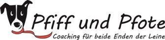 Hundeschule Pfiff und Pfote Logo
