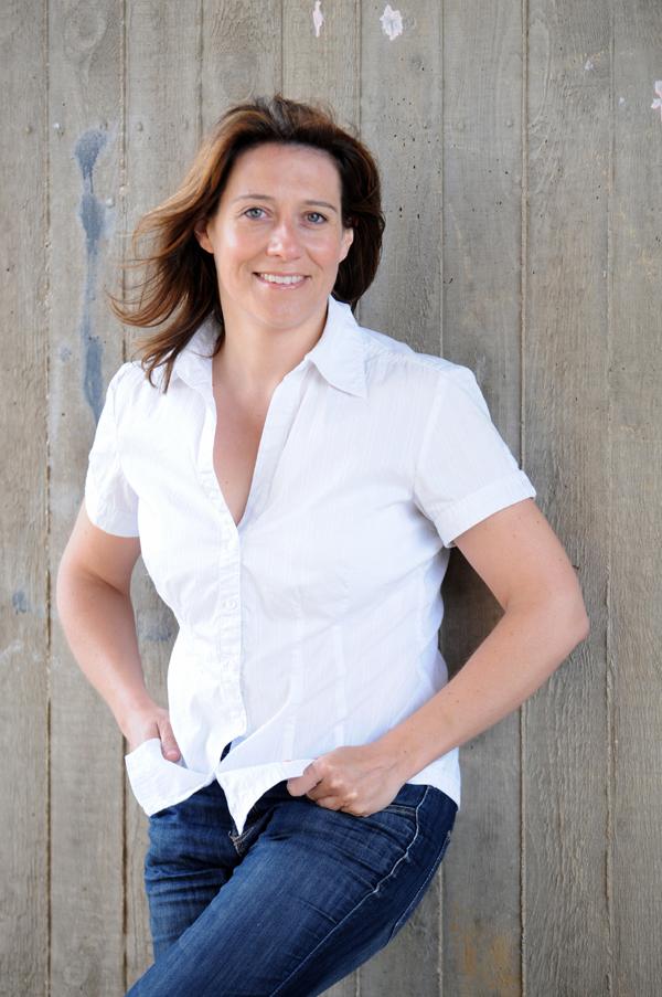 Hundetrainerin Annette Scholz